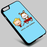 Kawaii Calvin and Hobbes on your case iphone 4 4s 5 5s 5c 6 6plus 7 Samsung Galaxy s3 s4 s5 s6 s7 HTC Case