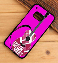 Taylor Swift Guitar HTC One X M7 M8 M9 Case