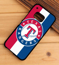 Texas Rangers HTC One X M7 M8 M9 Case