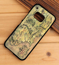 The Lord of the Rings Middle-earth HTC One X M7 M8 M9 Case