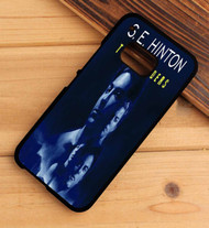 The Outsiders book HTC One X M7 M8 M9 Case