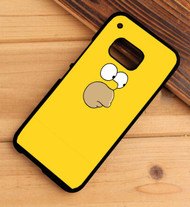 The Simpsons  face HTC One X M7 M8 M9 Case