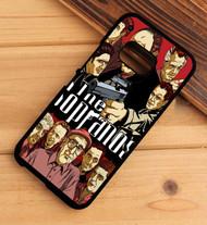 The Sopranos HTC One X M7 M8 M9 Case