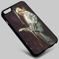 Kurt Cobain Nirvana on your case iphone 4 4s 5 5s 5c 6 6plus 7 Samsung Galaxy s3 s4 s5 s6 s7 HTC Case