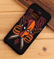 the wilsons mercenaries for hire HTC One X M7 M8 M9 Case
