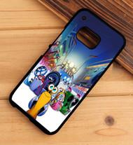 turbo fast netflix HTC One X M7 M8 M9 Case