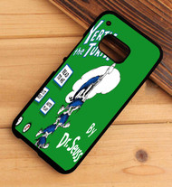 Turtle Stack by dr seuss HTC One X M7 M8 M9 Case