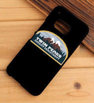 Twin Peaks Sheriff Department HTC One X M7 M8 M9 Case