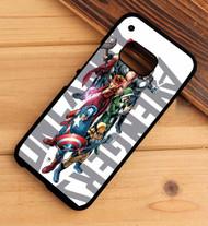 Uncanny Avengers HTC One X M7 M8 M9 Case