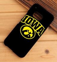University of Iowa HTC One X M7 M8 M9 Case