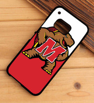 University of Maryland HTC One X M7 M8 M9 Case