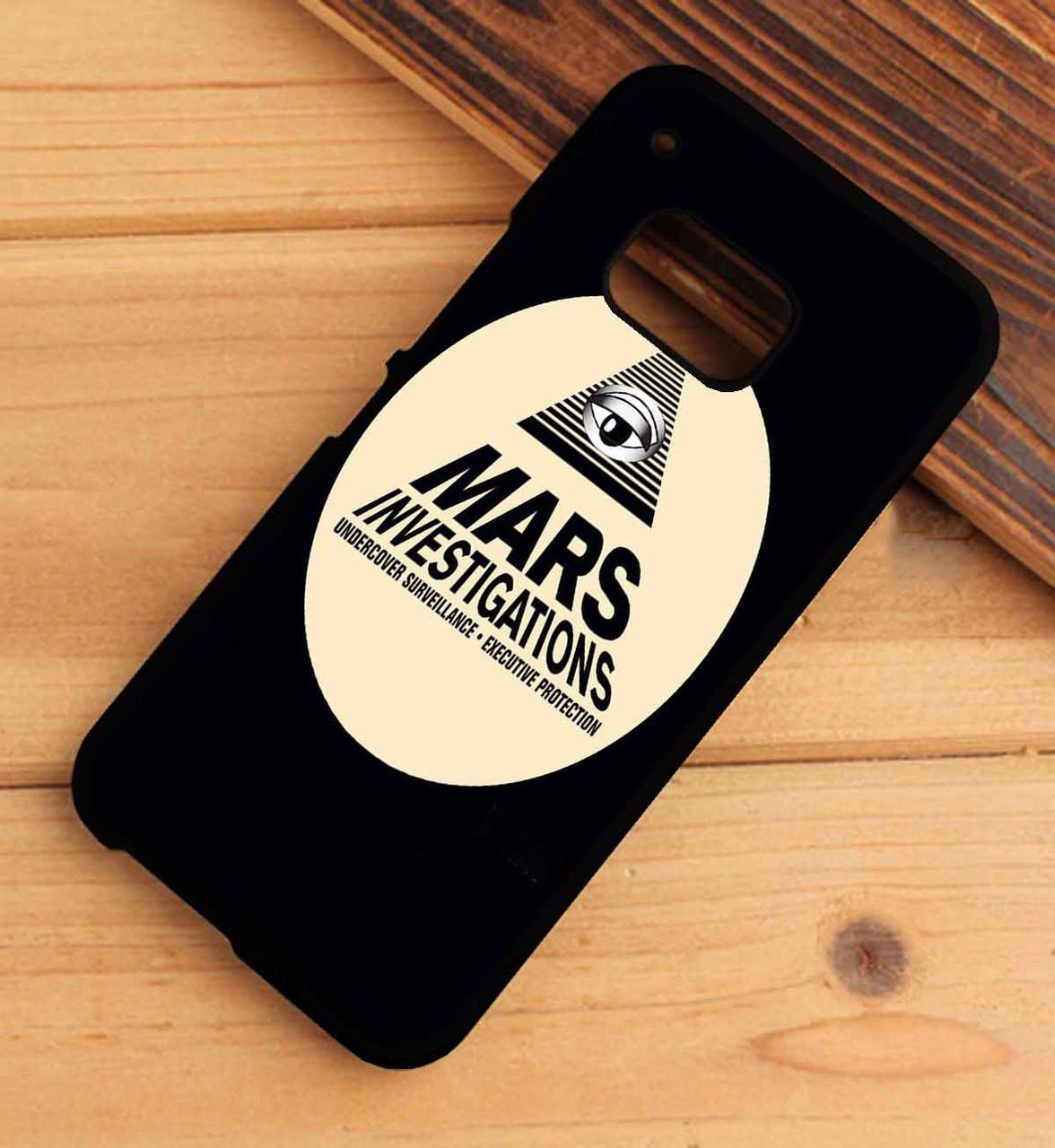 veronica mars investigation HTC One X M7 M8 M9 Case