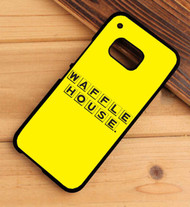 waffle house HTC One X M7 M8 M9 Case