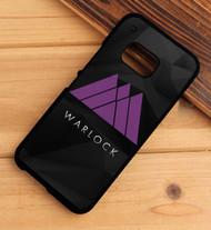 warlock logo destiny HTC One X M7 M8 M9 Case