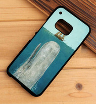 Whale Petrol Grey HTC One X M7 M8 M9 Case