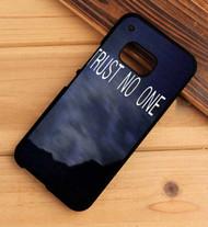 x files trust no one HTC One X M7 M8 M9 Case