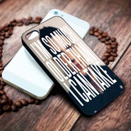 All These Thing that I've Done The Killers Lyrics Custom on your case iphone 4 4s 5 5s 5c 6 6plus 7 case / cases