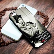 Frank Sinatra Quotes Custom on your case iphone 4 4s 5 5s 5c 6 6plus 7 case / cases