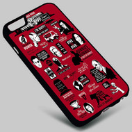 Buffy the Vampire Slayer on your case iphone 4 4s 5 5s 5c 6 6plus 7 Samsung Galaxy s3 s4 s5 s6 s7 HTC Case
