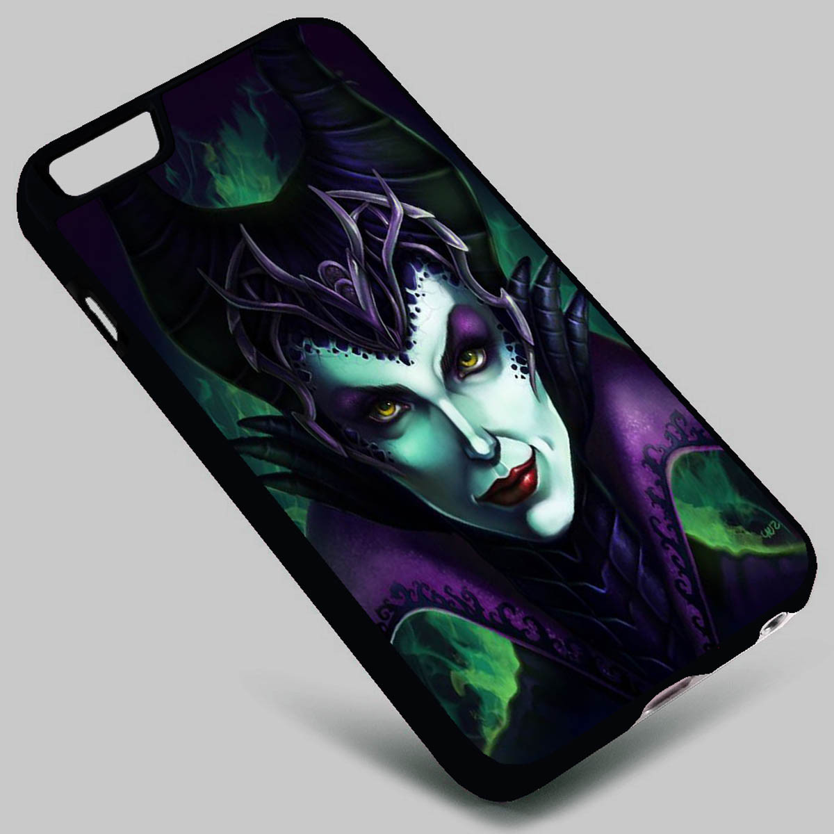 Disney Maleficent Sleeping Beauty On Your Case Iphone 4 4s 5 5s 5c 6 6plus 7 Samsung Galaxy S3 S4 S5 S6 S7 Htc Case