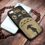My Neighbor Totoro Studio Ghibli Silhouette Custom on your case iphone 4 4s 5 5s 5c 6 6plus 7 case / cases