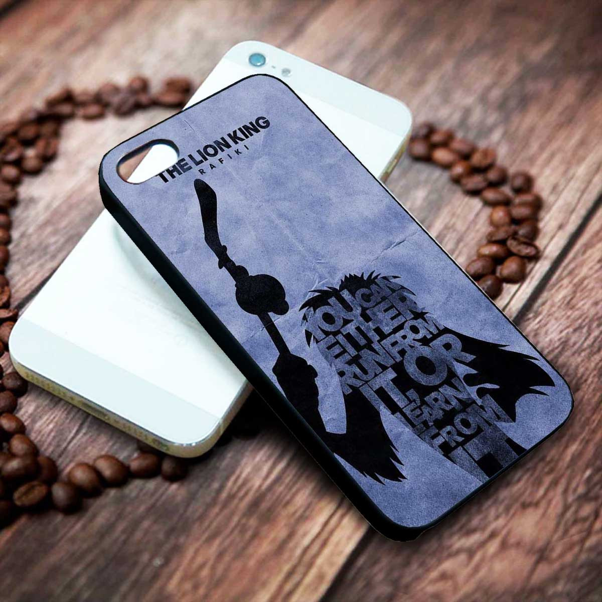 best service 9cd19 11401 Rafiki The Lion King Custom on your case iphone 4 4s 5 5s 5c 6 6plus 7 case  / cases