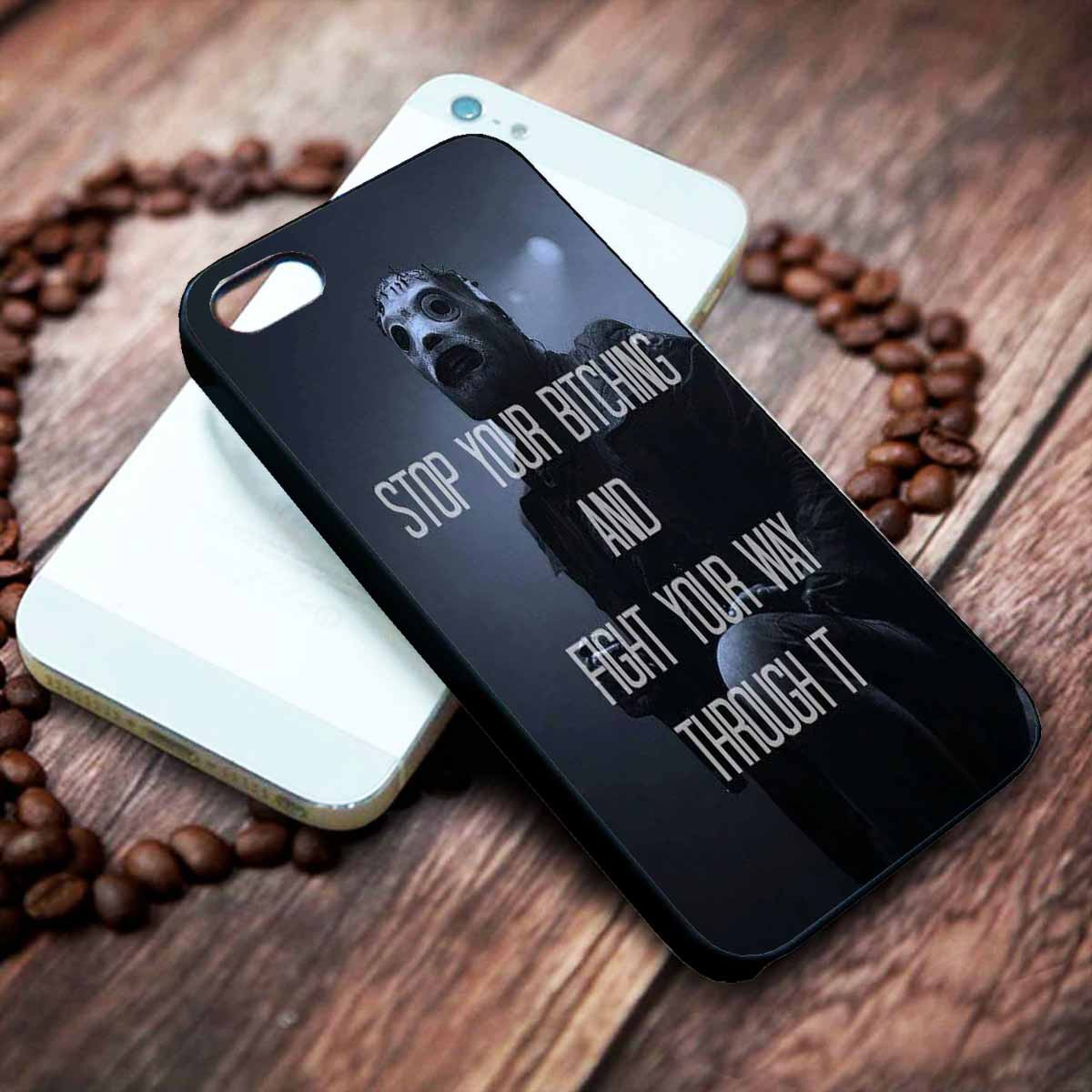 half off c3b80 48fdf Slipknot Quotes 2 Custom on your case iphone 4 4s 5 5s 5c 6 6plus 7 case /  cases