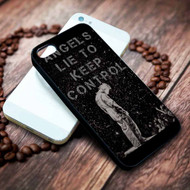 Slipknot Quotes Custom on your case iphone 4 4s 5 5s 5c 6 6plus 7 case / cases