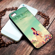 Snow White The First Princess Custom on your case iphone 4 4s 5 5s 5c 6 6plus 7 case / cases