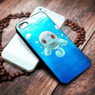 Squirtle Pokemon Custom on your case iphone 4 4s 5 5s 5c 6 6plus 7 case / cases