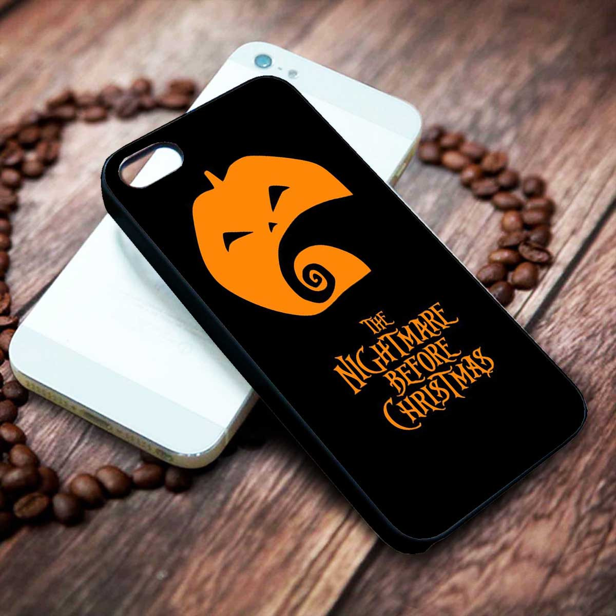 on sale 84e25 cc730 The Nightmare Before Christmas Poster Custom on your case iphone 4 4s 5 5s  5c 6 6plus 7 case / cases