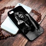 Aerosmith Steven Tyler Finger Flip Custom on your case iphone 4 4s 5 5s 5c 6 6plus 7 case / cases