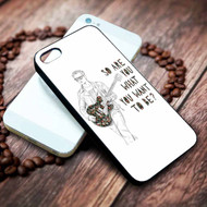 Are You What You Want to Be - Foster the People Custom on your case iphone 4 4s 5 5s 5c 6 6plus 7 case / cases