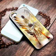 Attack on Titan Shingeki No Kyojin Eren Jaeger Custom on your case iphone 4 4s 5 5s 5c 6 6plus 7 case / cases
