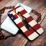 Bruce Springsteen 2 Custom on your case iphone 4 4s 5 5s 5c 6 6plus 7 case / cases
