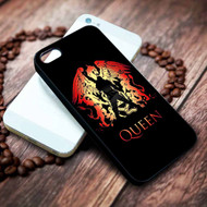 Freddie Mercury Queen Custom on your case iphone 4 4s 5 5s 5c 6 6plus 7 case / cases