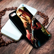 Jerry Cantrell Alice in Chains Custom on your case iphone 4 4s 5 5s 5c 6 6plus 7 case / cases
