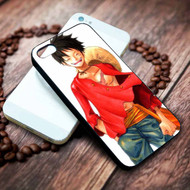 Luffy One Piece Custom on your case iphone 4 4s 5 5s 5c 6 6plus 7 case / cases