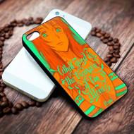 Nami One Piece Quotes Custom on your case iphone 4 4s 5 5s 5c 6 6plus 7 case / cases