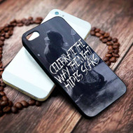 Pierce the Veil lyrics Custom on your case iphone 4 4s 5 5s 5c 6 6plus 7 case / cases