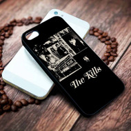 The Kills Poster Custom on your case iphone 4 4s 5 5s 5c 6 6plus 7 case / cases