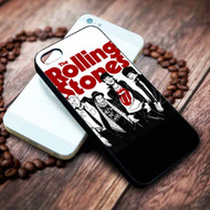 The Rolling Stones Poster Custom on your case iphone 4 4s 5 5s 5c 6 6plus 7 case / cases