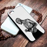 Tupac Shakur Custom on your case iphone 4 4s 5 5s 5c 6 6plus 7 case / cases