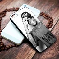 Wiz Khalifa 2 Custom on your case iphone 4 4s 5 5s 5c 6 6plus 7 case / cases