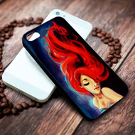 Ariel The Little Mermaid Custom on your case iphone 4 4s 5 5s 5c 6 6plus 7 case / cases