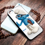 Brainy The Smurfs Custom on your case iphone 4 4s 5 5s 5c 6 6plus 7 case / cases