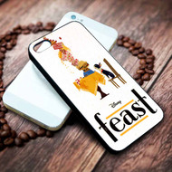 Disney Feast Custom on your case iphone 4 4s 5 5s 5c 6 6plus 7 case / cases