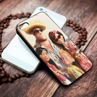 Disney Pixar The Incredibles Holiday Custom on your case iphone 4 4s 5 5s 5c 6 6plus 7 case / cases