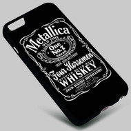Metallica Wishkey on your case iphone 4 4s 5 5s 5c 6 6plus 7 Samsung Galaxy s3 s4 s5 s6 s7 HTC Case