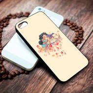 Jasmine and Aladdin Custom on your case iphone 4 4s 5 5s 5c 6 6plus 7 case / cases